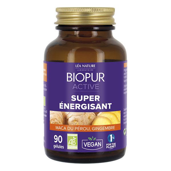 Biopur - Active Super énergisant - 90 gél.