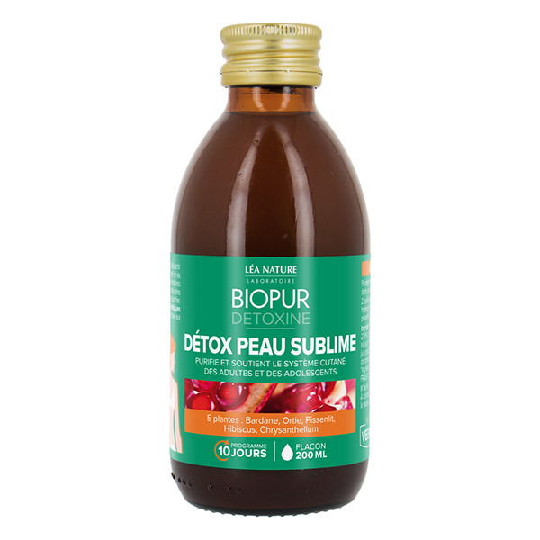 Biopur - Détox Peau Sublime 200 ml