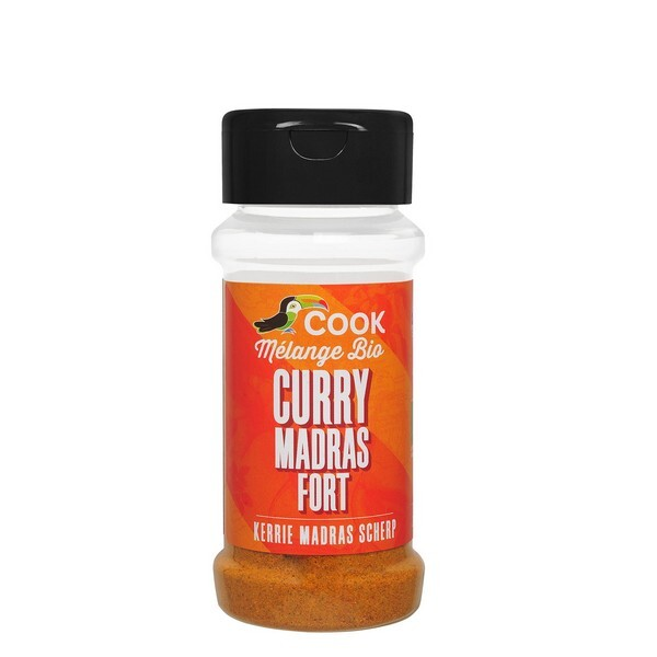 Cook - Curry Madras fort 35g