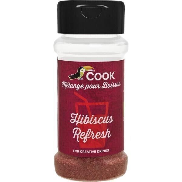 Cook - Hibiscus refresh 35g