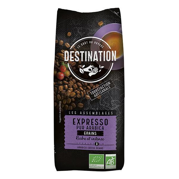 Destination - Café grain Expresso pur arabica 500g