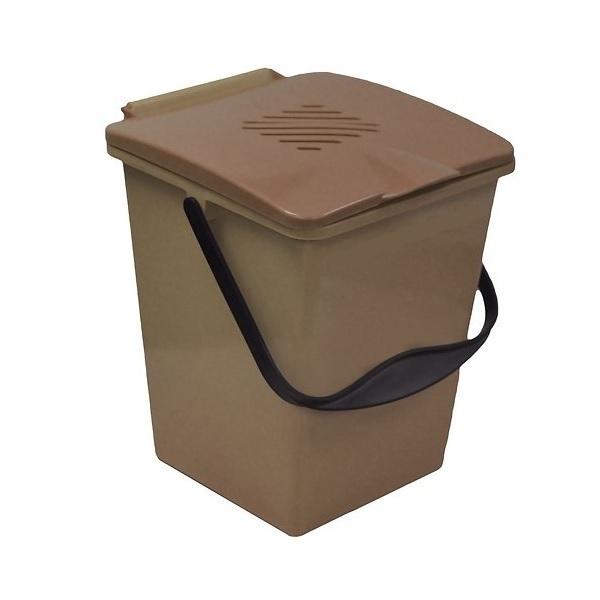 Ecovi - Poubelle à compost Bioseau 7L