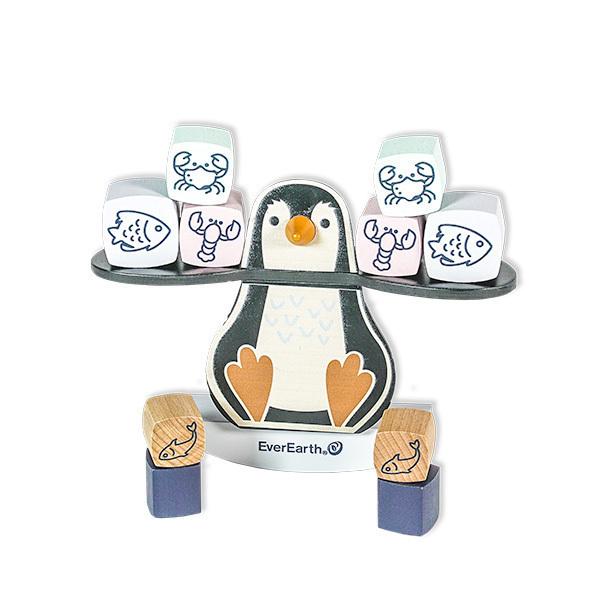 EverEarth - Jeu d'équilibre pingouin 24 mois et +