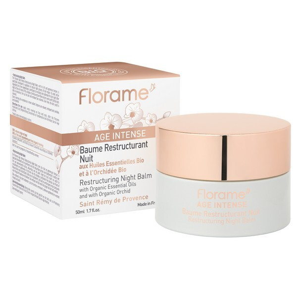 Florame - Baume Restructurant Nuit / Age Intense 50ml