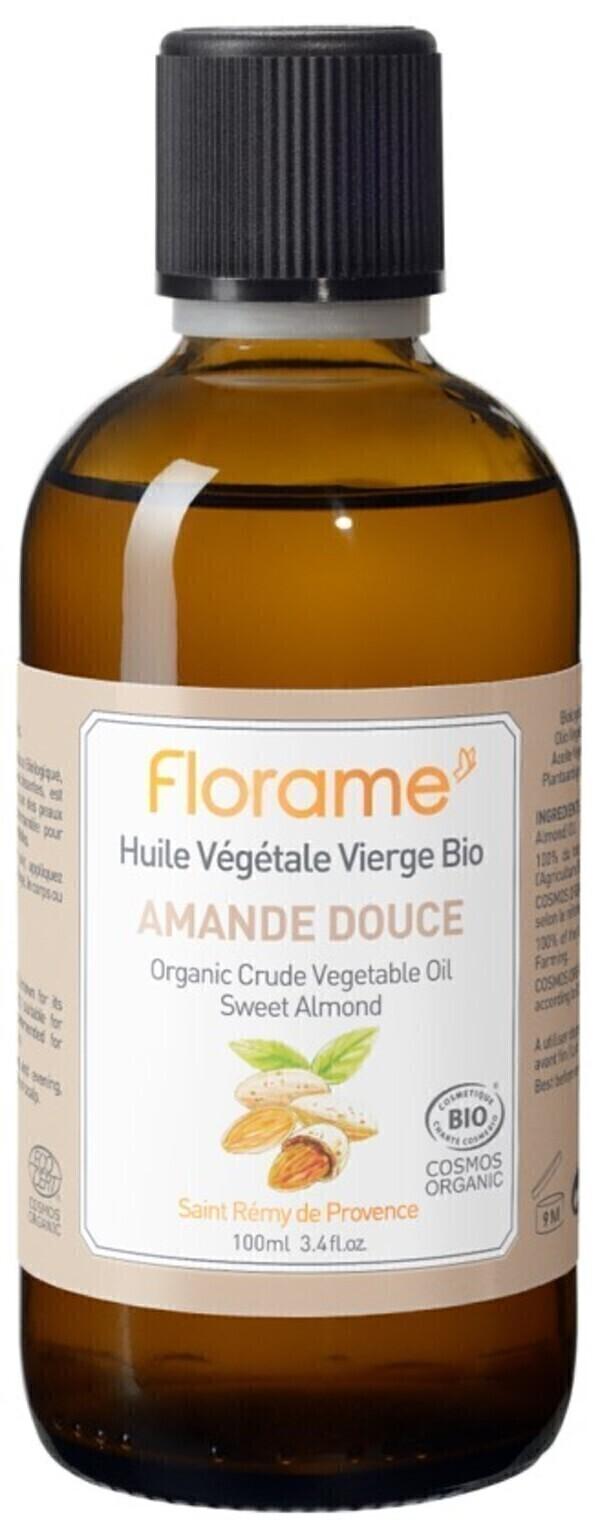 Florame - Huile végétale d'amande douce 100ml