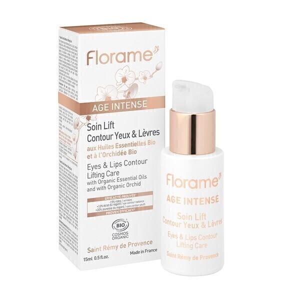 Florame - Soin Lift Contour Yeux & Lèvres 15ml