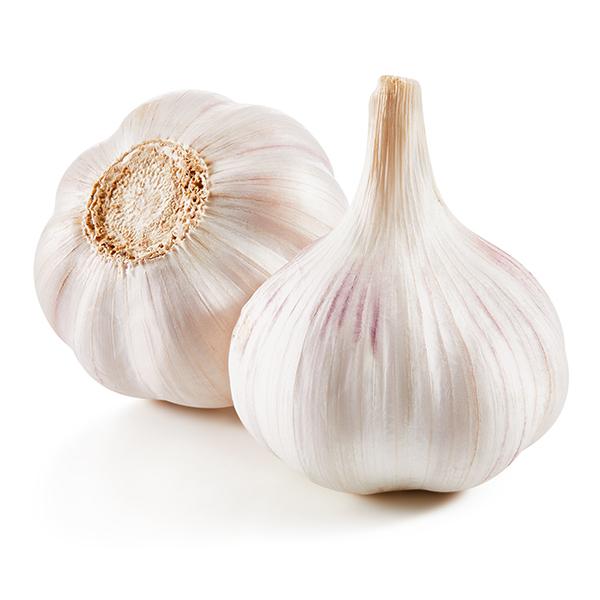 Fruits & Légumes du Marché Bio - Ail blanc/ violet sec