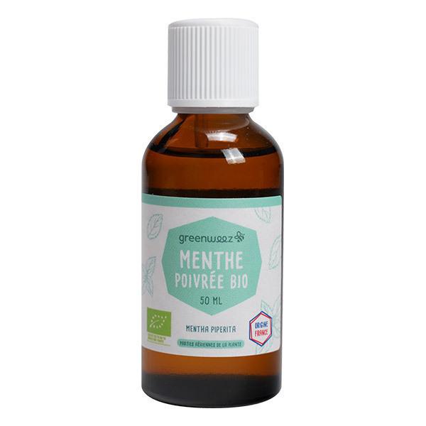Greenweez - Huile essentielle Menthe poivrée France Bio 50ml