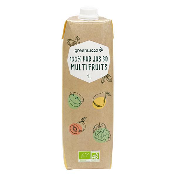 Greenweez - Jus multifruits bio 1L