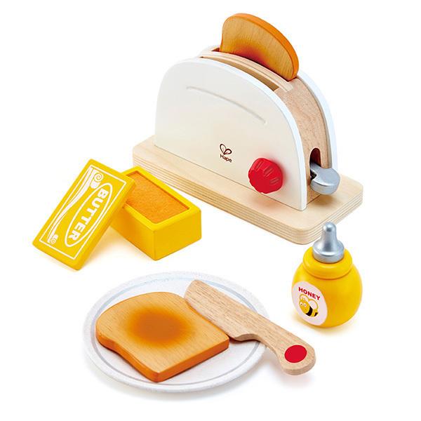 Hape - Grille-pain blanc - Dès 3 ans