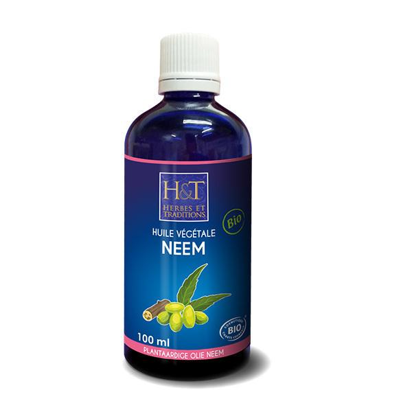 Herbes et Traditions - Huile Végétale de Neem 100ml