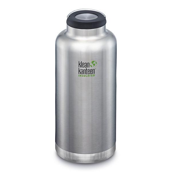 Klean Kanteen - Bouteille isotherme TK Wide Inox 1,9L