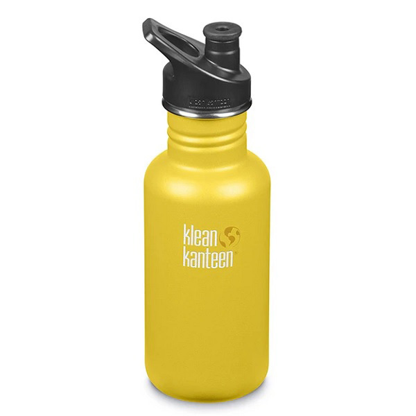 Klean Kanteen - Gourde Classic Sport Lemon Curry 53,2cl