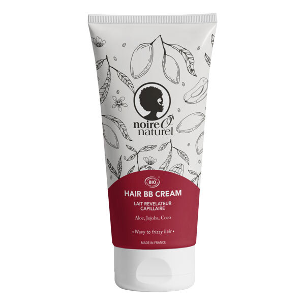 NOIREÔNATUREL - Lait capillaire Hair BB Cream 200ml