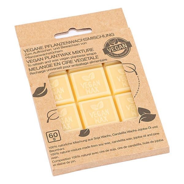 Nuts - Cubes de cire vegan pour emballage alimentaire