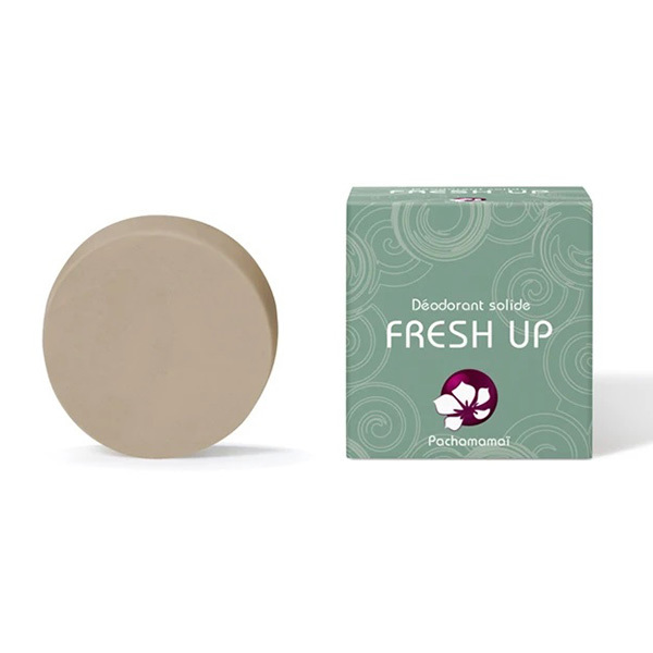 Pachamamaï - Recharge déodorant solide Fresh up 25g