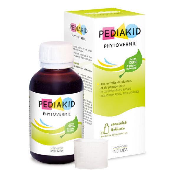 Pediakid - Pediakid® Phytovermil - Fruits Rouges 125ml