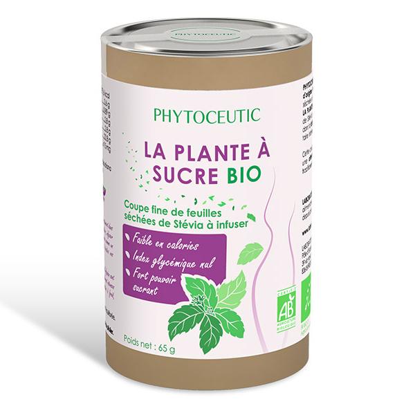 Phytoceutic - La Plante à Sucre Bio - Stévia 65g