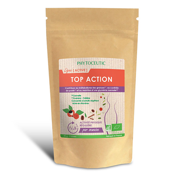 Phytoceutic - Ligne Active Top Action - 90g