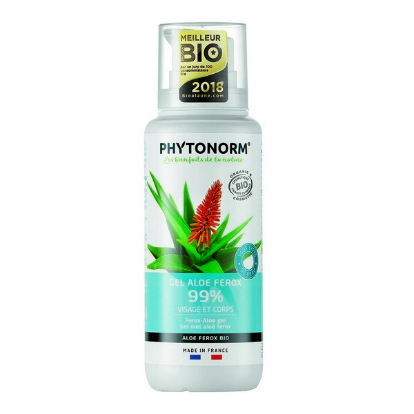 Phytonorm - Gel aloe ferox 99% 200ml