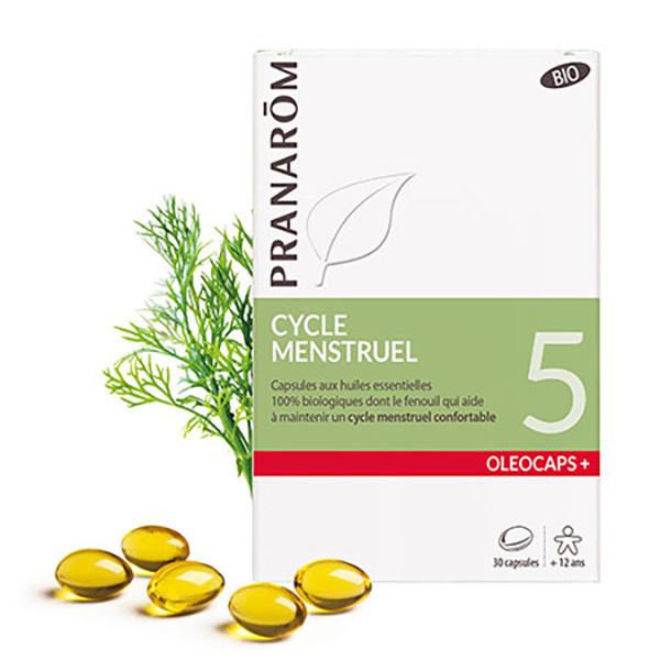 Pranarôm - Cycle menstruel 30 capsules