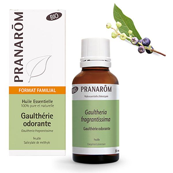 Pranarôm - Gaulthérie odorante - Feuille Bio 30ml