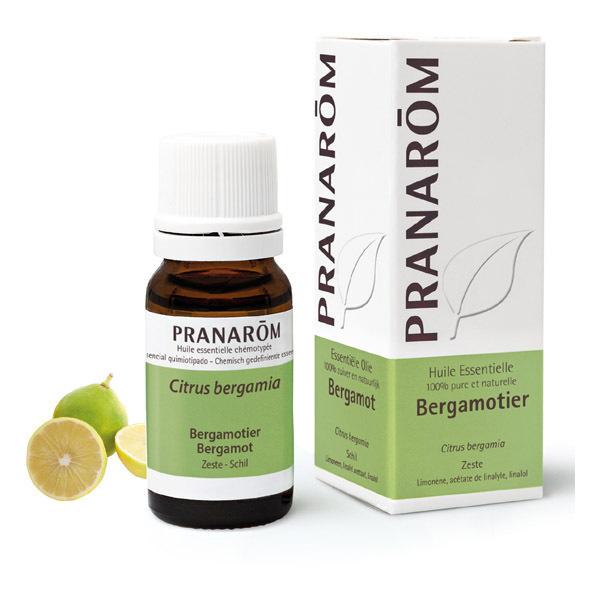 Pranarôm - Huile essentielle de Bergamotier Zeste 10ml