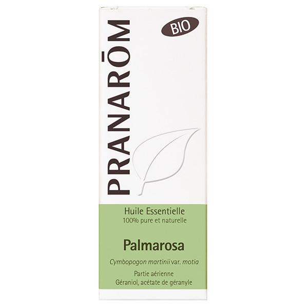 Pranarôm - Huile essentielle Palmarosa Partie aérienne 10ml