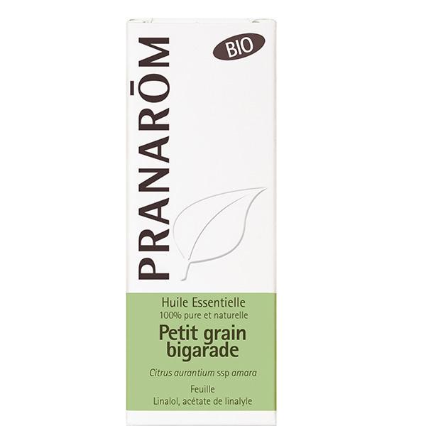 Pranarôm - Huile essentielle Petit grain bigarade Feuille 10ml
