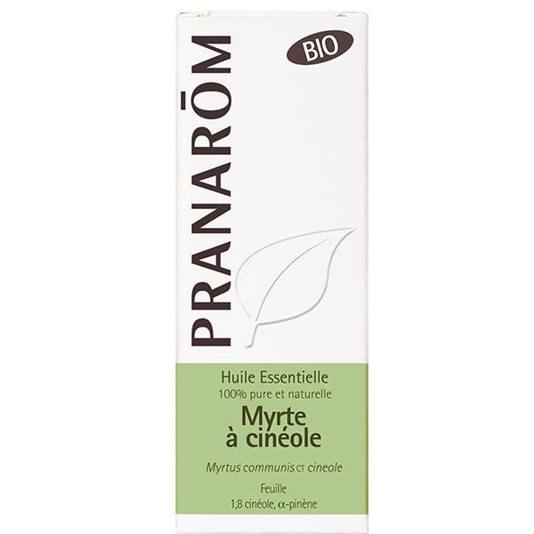 Pranarôm - Myrte à cinéole Feuille 5ml