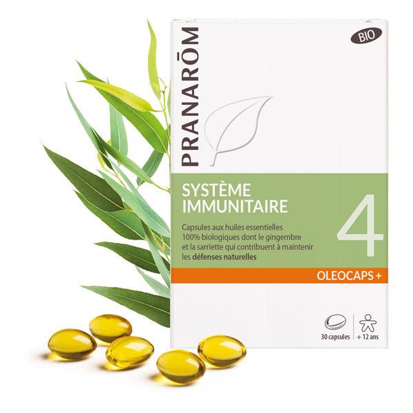 Pranarôm - Système immunitaire 30 capsules