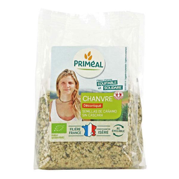 Priméal - Chanvre décortiqué France 200g