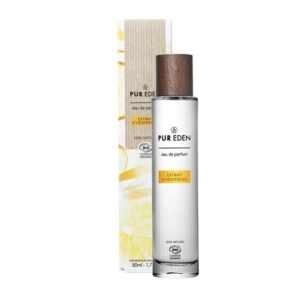 Pur Eden - Eau de parfum pour elle Extrait d'hespérides 50ml