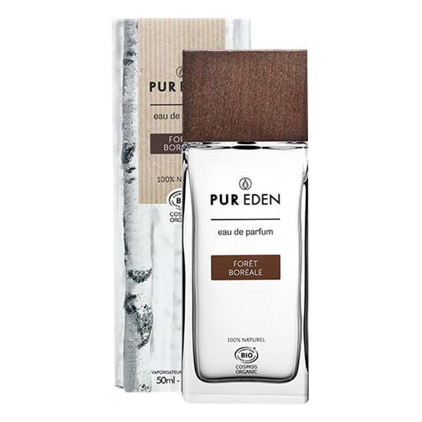 Pur Eden - Eau de parfum pour lui Forêt boréale 50ml