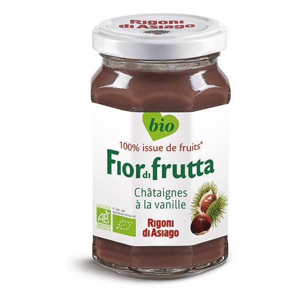 Rigoni Di Asiago - FiordiFrutta châtaignes à la vanille 260g