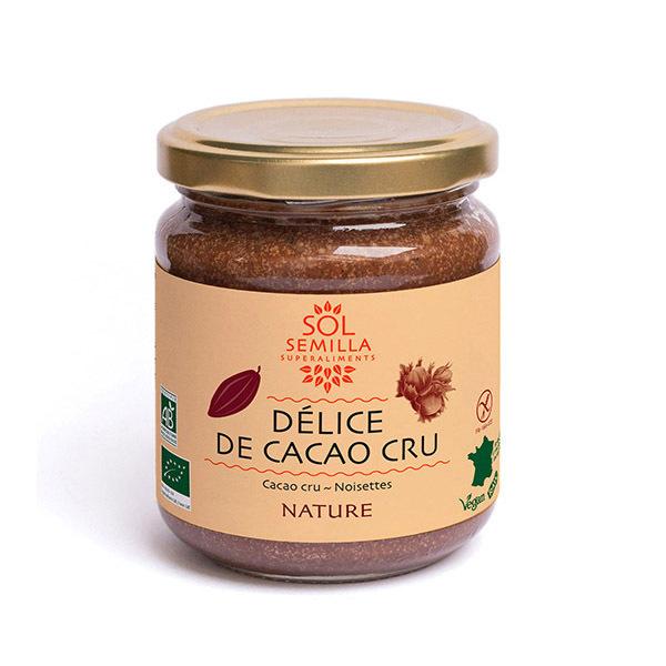Sol Semilla - Délice de Cacao Cru 190g