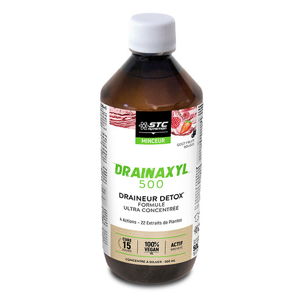 STC Nutrition - Drainaxyl 500® Fruits Rouges 500ml