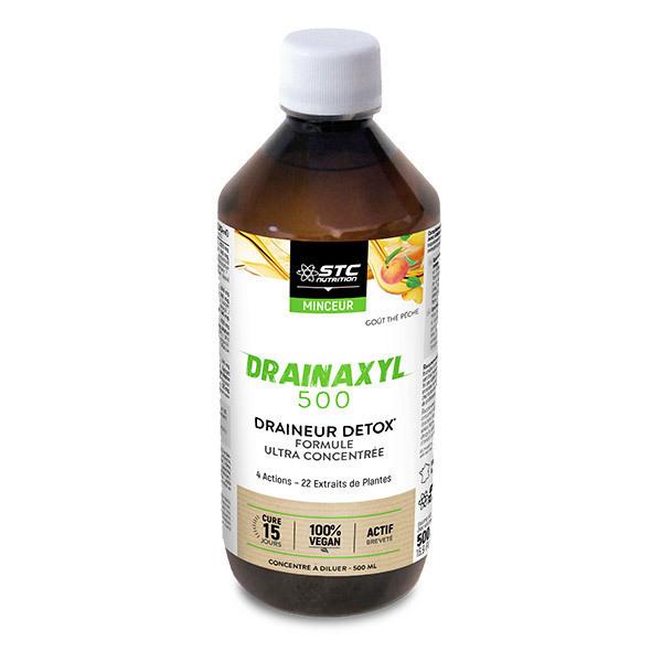 STC Nutrition - Drainaxyl 500® Thé Pêche 500ml