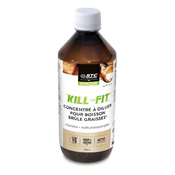 STC Nutrition - Kill-Fit® Cola - Concenté à diluer 500ml