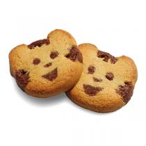 Belledonne - Biscuits enfants tigre choco vanille 1,5kg