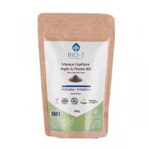 BIO-T - Masque argile et plantes ayurvédiques bio Pellicule 200g