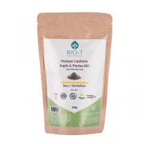 BIO-T - Masque argile et plantes ayurvédiques bio Sec 200g