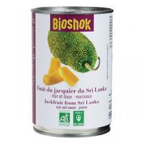 Bioshok - Fruits du jacquier 400ml