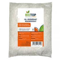 Biotop - Sel régénérant lave-vaisselle 1kg