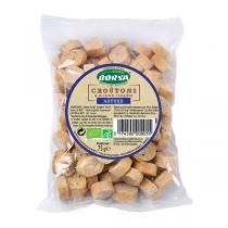 Borsa - Croûtons nature à la farine complète 75g