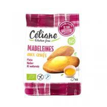 Céliane - Madeleines aux oeufs sans gluten 180g