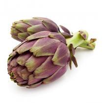Fruits & Légumes du Marché Bio - Artichaut violet
