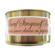 Gaec de Montredon - Boeuf Stroganoff et sa sauce divine au paprika 450g