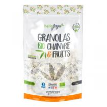 Hello Joya - Granolas bio chanvre et fruits 325g