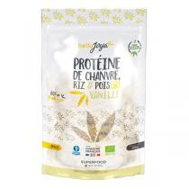 Hello Joya - Protéine de chanvre, riz, pois à la vanille 400g